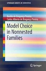 Model Choice in Nonnested Families
