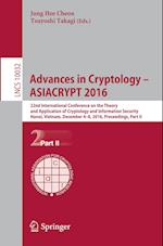 Advances in Cryptology - ASIACRYPT 2016 (Lecture Notes in Computer Science, nr. 10032)