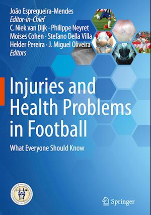 Bog, ukendt format Injuries and Health Problems in Football af Joao Espregueira Mendes