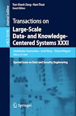 Transactions on Large-Scale Data- and Knowledge-Centered Systems XXXI : Special Issue on Data and Security Engineering