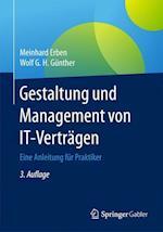 Gestaltung Und Management Von It-Vertragen