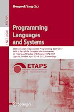 Programming Languages and Systems : 26th European Symposium on Programming, ESOP 2017, Held as Part of the European Joint Conferences on Theory and Pr