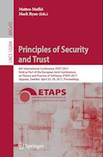 Principles of Security and Trust (Lecture Notes in Computer Science, nr. 10204)