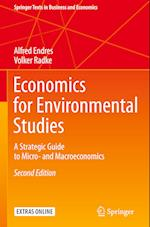 Economics for Environmental Studies (Springer Texts in Business and Economics)