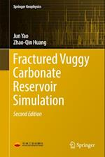 Fractured Vuggy Carbonate Reservoir Simulation (Springer Geophysics)
