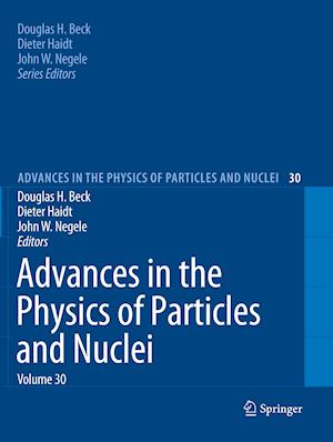 Advances in the Physics of Particles and Nuclei Volume 30