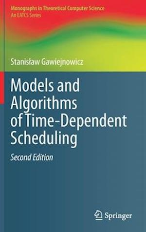 Models and Algorithms of Time-Dependent Scheduling