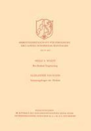 Bio-Medical Engineering. Strömungsfragen Der Medizin