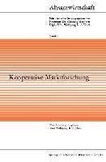 Kooperative Marktforschung af Clodwig Kapferer