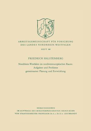 Nordrhein-Westfalen Im Nordwesteuropäischen Raum