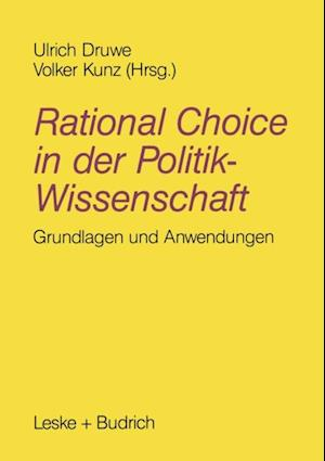 Rational Choice in der Politikwissenschaft