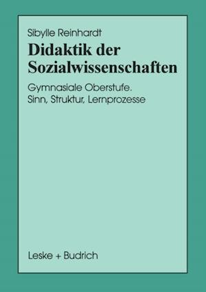 Didaktik der Sozialwissenschaften af Sibylle Reinhardt