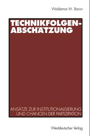 Technikfolgenabschatzung af Waldemar M. Baron