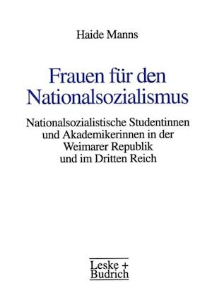 Frauen fur den Nationalsozialismus