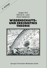 Wissenschafts- Und Erkenntnistheorie af Horst Heidbrink, Helmut E. Luck, Jurgen Kriz