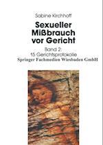 Sexueller Mibrauch vor Gericht