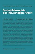 Sozialphilosophie Der Industriellen Arbeit af Bodo Von Greiff, NA NA, Helmut Konig