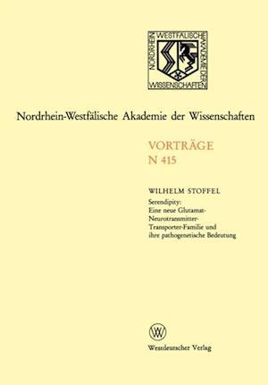 Serendipity af Wilhelm Stoffel