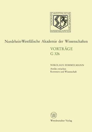 Antike zwischen Kommerz und Wissenschaft 25 Jahre Erwerbungen fur das Akademische Kunstmuseum Bonn af Nikolaus Himmelmann