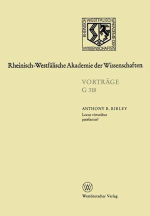 Locus virtutibus patefactus? Zum Beforderungssystem in der Hohen Kaiserzeit af Anthony Richard Birley