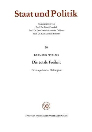 Die totale Freiheit af Bernard Willms