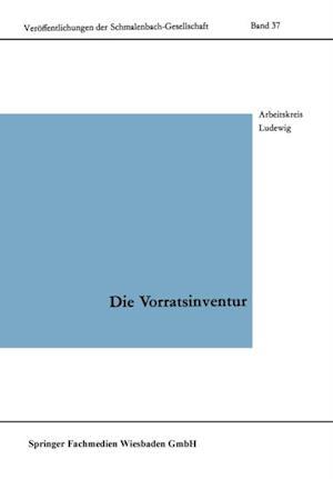 Die Vorratsinventur af Arbeitskreis Ludewig Der Schmalenbach-Gesellschaft