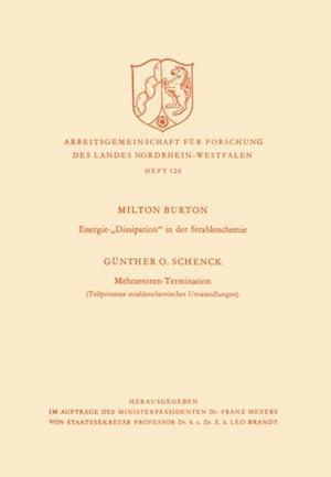 Energie-Dissipation' in der Strahlenchemie. Mehrzentren-Termination