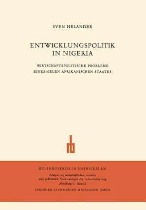 Entwicklungspolitik in Nigeria af Sven Helander