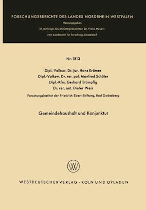 Gemeindehaushalt und Konjunktur af Hans Kramer