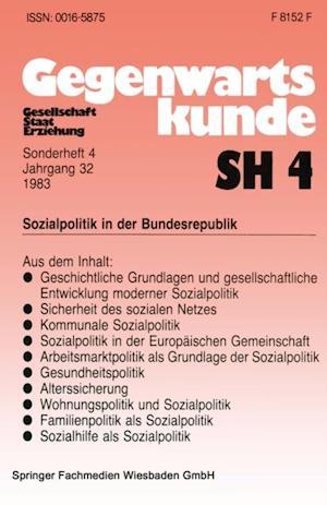 Sozialpolitik in der Bundesrepublik