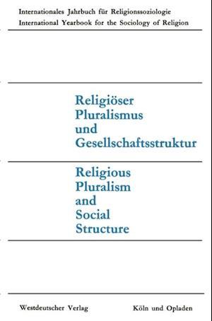 Religioser Pluralismus und Gesellschaftsstruktur