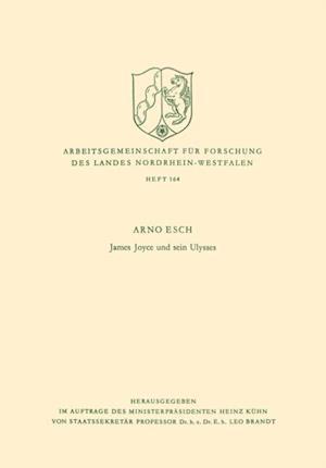 James Joyce und sein Ulysses af Arno Esch