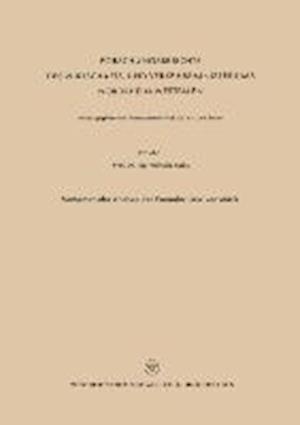Bog, paperback Mathematische Analyse Der Formalstruktur Von Musik af Wilhelm Fucks