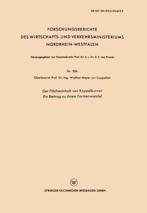 Der Flacheninhalt von Koppelkurven af Walther Meyer Zur Capellen