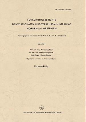 Ein Ionenkafig af Wolfgang Paul