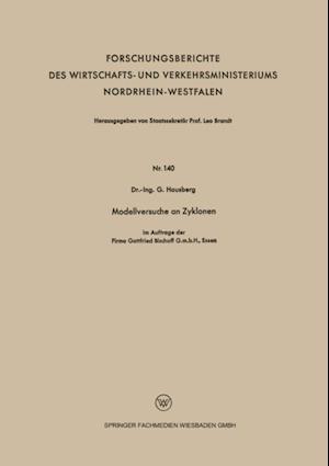 Modellversuche an Zyklonen af Gerhard Hausberg
