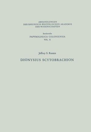 Dionysius Scytobrachion af Jeffrey S. Rusten