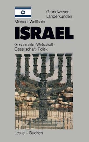 Israel af Michael Wolffsohn