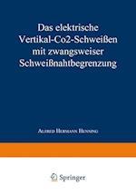 Das Elektrische Vertikal-Co2-Schweißen Mit Zwangsweiser Schweißnahtbegrenzung