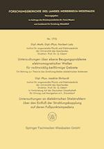 Untersuchungen Uber Ebene Beugungsprobleme Elektromagnetischer Wellen Fur Rechtwinklig-Keilformige Gebiete. Untersuchungen an Dielektrischen Stielstra af Norbert Latz