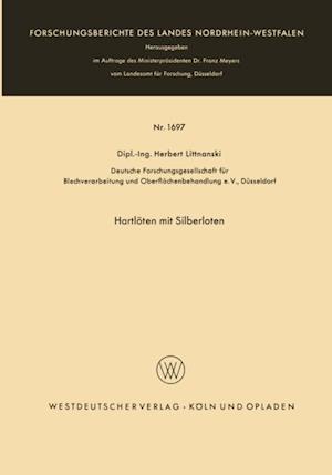 Hartloten mit Silberloten af Herbert Littnanski