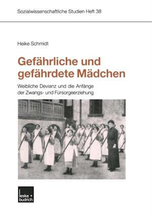 Gefahrliche und gefahrdete Madchen af Heike Schmidt