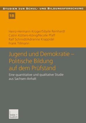 Jugend und Demokratie - Politische Bildung auf dem Prufstand