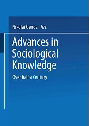 Advances in Sociological Knowledge