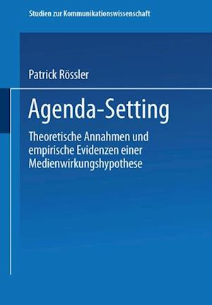 Agenda-Setting af Patrick Rossler