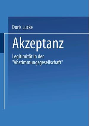 Akzeptanz af Doris Lucke