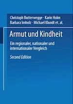 Armut und Kindheit af Uwe Schulz, Christoph Butterwegge, Margherita Zander