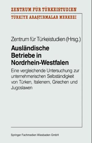 Auslandische Betriebe in Nordrhein-Westfalen
