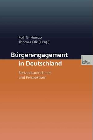 Burgerengagement in Deutschland