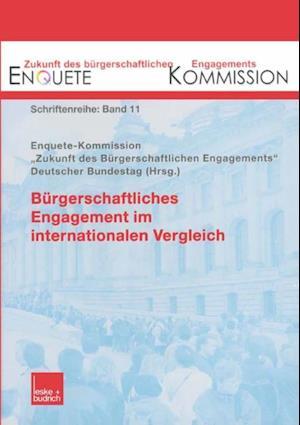 Burgerschaftliches Engagement im internationalen Vergleich